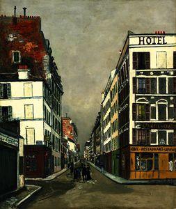 Rue philippe-de-girard à paris