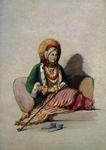 A jewish woman