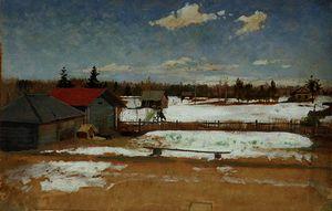Tumenev's estate