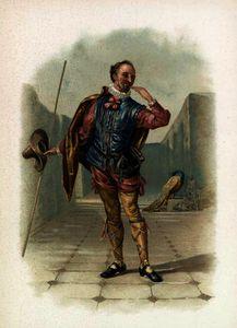 Malvolio from Twelfth Night