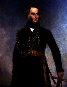 Portrait of Sir Charles James Napier )