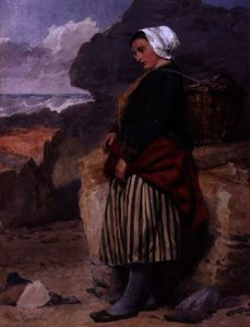 A Boulogne fisher-girl
