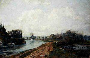 Canal, rickmansworth