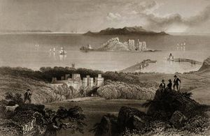 View of Howth Castle