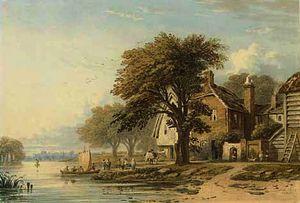 Thames near windsor