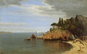 Wikioo.org - The Encyclopedia of Fine Arts - Artist, Painter  James Renwick Brevoort