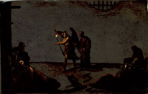 Wikioo.org - The Encyclopedia of Fine Arts - Artist, Painter  Leonard Bramer