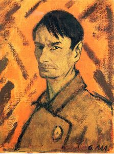 Wikioo.org - The Encyclopedia of Fine Arts - Artist, Painter  Otto Muller
