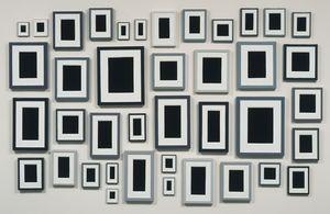 Wikioo.org - The Encyclopedia of Fine Arts - Artist, Painter  Allan Mccollum