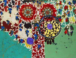 Wikioo.org - The Encyclopedia of Fine Arts - Artist, Painter  Beatriz Milhazes