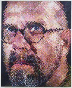 Wikioo.org - The Encyclopedia of Fine Arts - Artist, Painter  Chuck Close