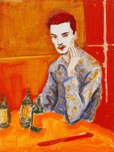 Wikioo.org - The Encyclopedia of Fine Arts - Artist, Painter  Elizabeth Peyton
