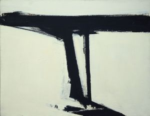 Wikioo.org - The Encyclopedia of Fine Arts - Artist, Painter  Franz Kline