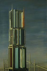Wikioo.org - The Encyclopedia of Fine Arts - Artist, Painter  Kay Sage