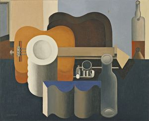 Wikioo.org - The Encyclopedia of Fine Arts - Artist, Painter  Le Corbusier