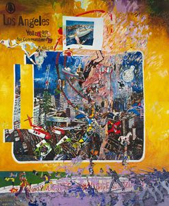 Wikioo.org - The Encyclopedia of Fine Arts - Artist, Painter  Malcolm Morley