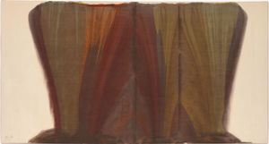 Wikioo.org - The Encyclopedia of Fine Arts - Artist, Painter  Morris Louis