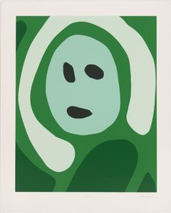 Wikioo.org - The Encyclopedia of Fine Arts - Artist, Painter  Gary Hume