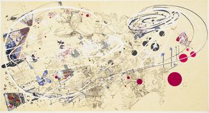 Wikioo.org - The Encyclopedia of Fine Arts - Artist, Painter  Sarah Sze