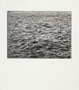 Wikioo.org - The Encyclopedia of Fine Arts - Artist, Painter  Vija Celmins
