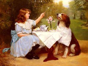 Wikioo.org - The Encyclopedia of Fine Arts - Artist, Painter  Harold Piffard