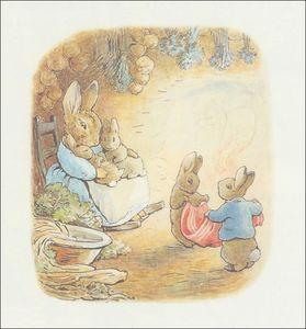 Wikioo.org - The Encyclopedia of Fine Arts - Artist, Painter  Beatrix Potter