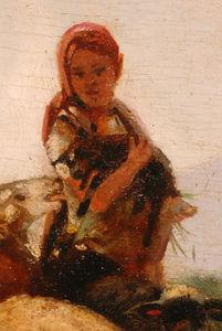 Wikioo.org - The Encyclopedia of Fine Arts - Artist, Painter  Friedrich Otto Gebler