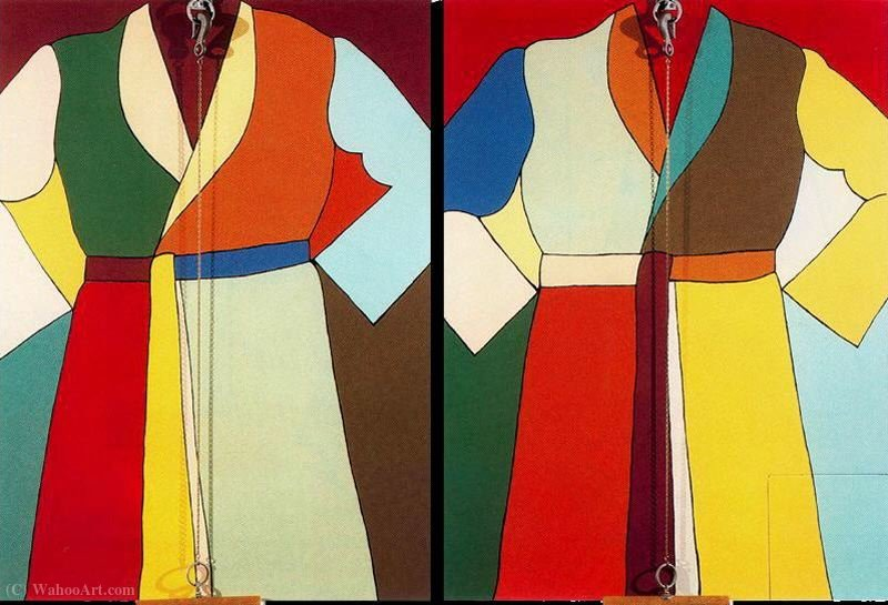 Wikioo.org - The Encyclopedia of Fine Arts - Painting, Artwork by Jim Dine - Untitled (297)