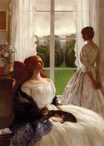 Wikioo.org - The Encyclopedia of Fine Arts - Artist, Painter  Leonard Campbell Taylor