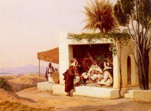 Wikioo.org - The Encyclopedia of Fine Arts - Artist, Painter  Niels Simonsen