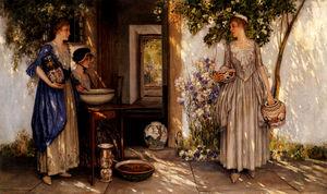 Wikioo.org - The Encyclopedia of Fine Arts - Artist, Painter  Stephen Reid
