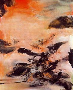 Wikioo.org - The Encyclopedia of Fine Arts - Artist, Painter  Zao Wou-Ki