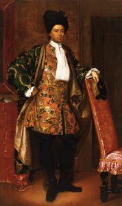 Wikioo.org - The Encyclopedia of Fine Arts - Artist, Painter  Vittore Ghislandi