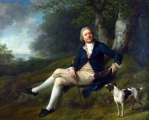 Wikioo.org - The Encyclopedia of Fine Arts - Artist, Painter  Jens Juel