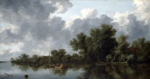 Salomon Van Ruisdael