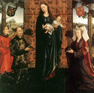 Wikioo.org - The Encyclopedia of Fine Arts - Artist, Painter  Goossen Van Der Weyden