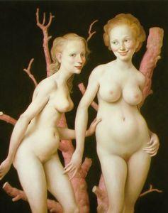 L albero rosa da Currin (sp)