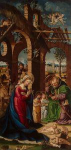 Nativity - GJ - (4153)