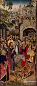 Master Of The Thuison Altarpiece