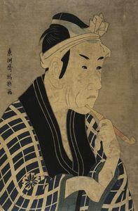 Toshusai Sharaku