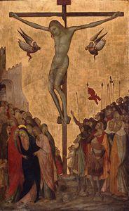 Wikioo.org - The Encyclopedia of Fine Arts - Artist, Painter  Ugolino Lorenzetti