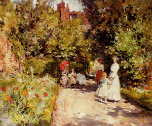 Wikioo.org - The Encyclopedia of Fine Arts - Artist, Painter  William Christian Symons