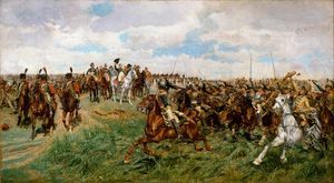 Wikioo.org - The Encyclopedia of Fine Arts - Artist, Painter  Ernest Meissonier