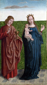 Wikioo.org - The Encyclopedia of Fine Arts - Artist, Painter  Master Of The Saint Bartholomew Altarpiece