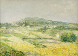 The valerien mount, (1911)