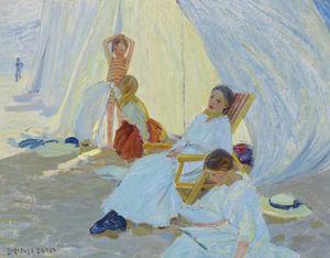 Wikioo.org - The Encyclopedia of Fine Arts - Artist, Painter  Dorothea Sharp
