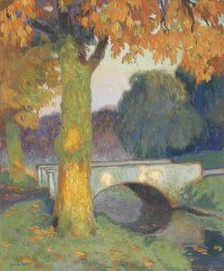 Little bridge, (1914)