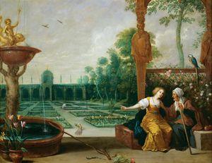 Wikioo.org - The Encyclopedia of Fine Arts - Artist, Painter  Pieter Van Avont
