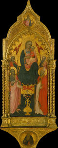 Wikioo.org - The Encyclopedia of Fine Arts - Artist, Painter  Rossello Di Jacopo Franchi