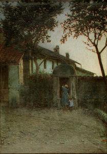Wikioo.org - The Encyclopedia of Fine Arts - Artist, Painter  Angelo Morbelli